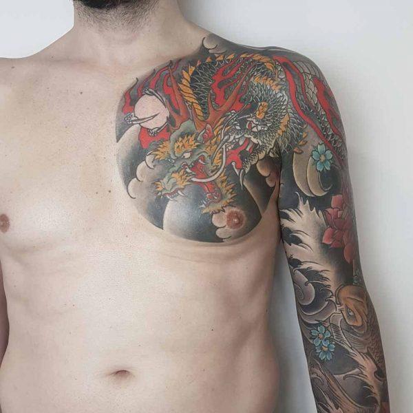 tattoo serpiente
